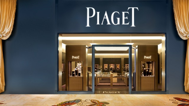 Piaget at the Wynn