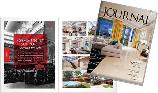 Char Luxury Journal